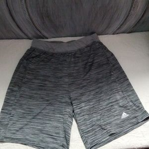 Men's Adidas Climalite polyester shorts
